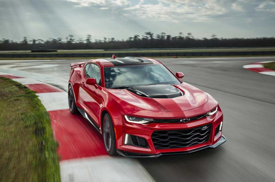Chevrolet Camaro On Sale In Uk Priced From 163 31 755 Autocar