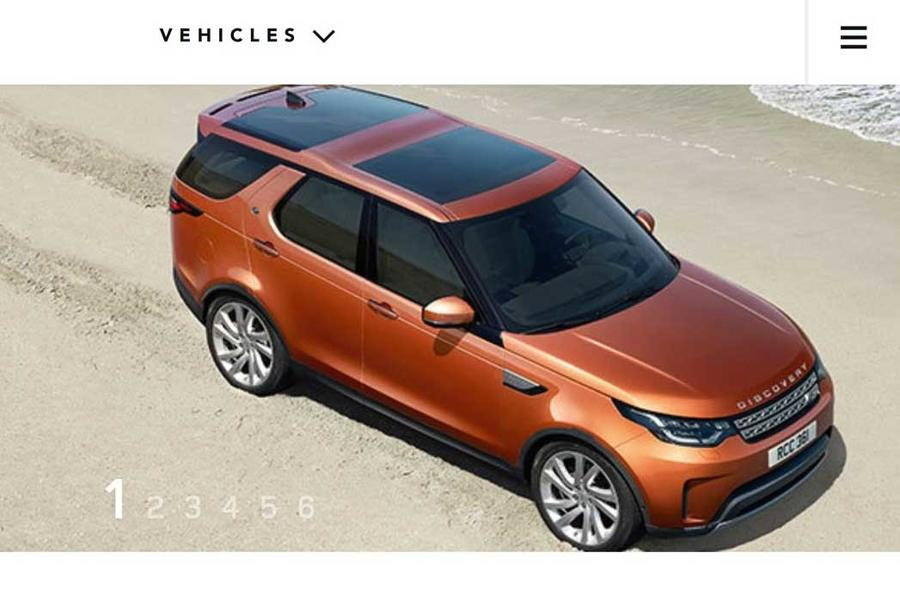 2016 - [Land Rover] Discovery V - Page 5 2017-land-rover-discovery-leak_111