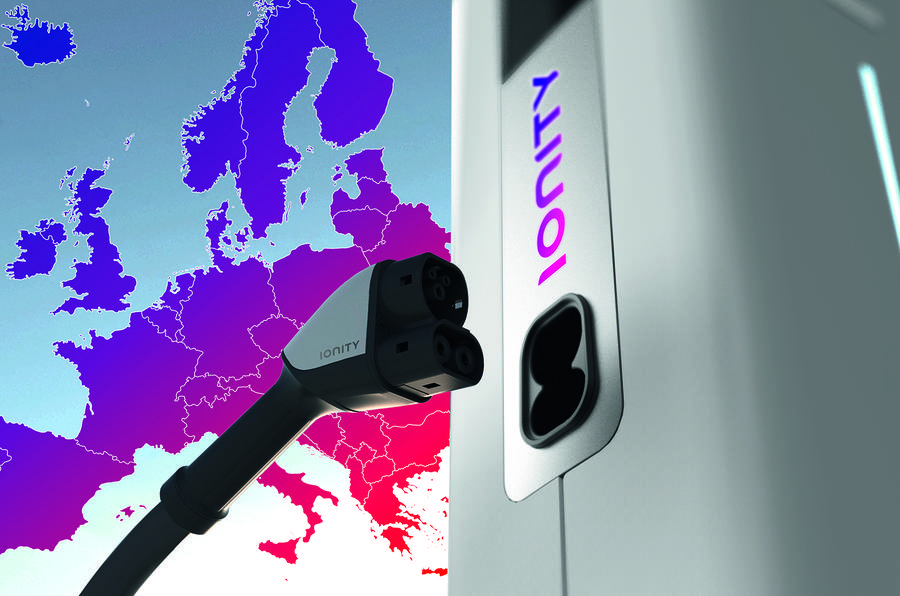 BMW, Daimler, Ford and Volkswagen team up on high-power charging network
