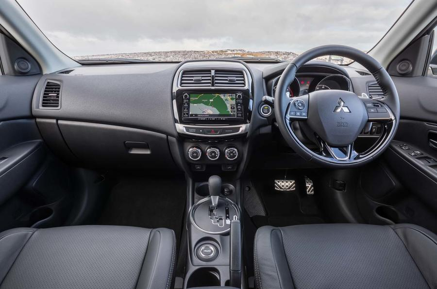 2017 Mitsubishi ASX 2.2D Auto AWD 5 review | Autocar