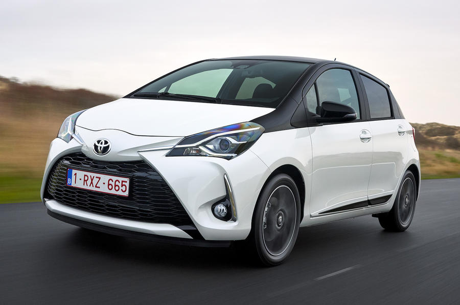 toyota yaris 1 5 vvt ie 2017 review autocar. Black Bedroom Furniture Sets. Home Design Ideas