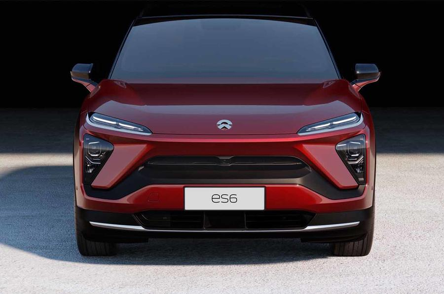 New Nio ES6 unveiled: £41000 electric rival to the Audi Q5