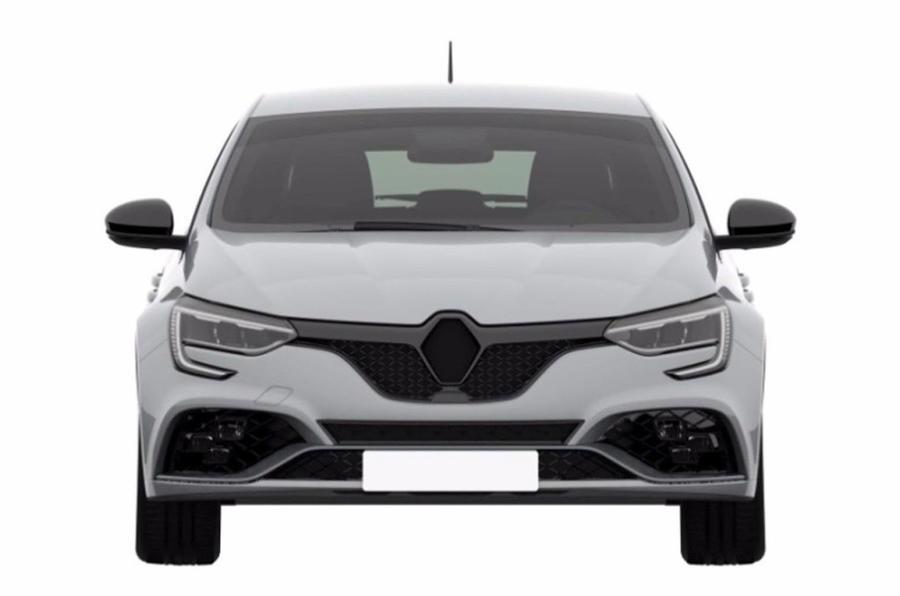 2018 Renault Sport Mégane patents show conservative design