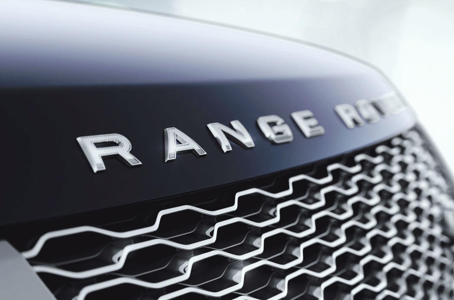 Range Rover SV Coupe revealed