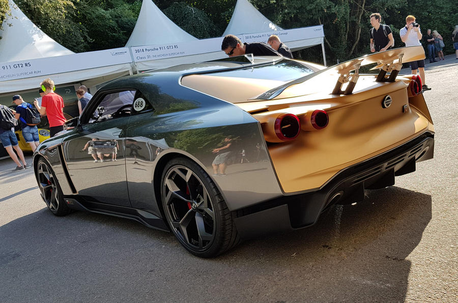 Nissan Gt R50 By Italdesign Production Details And Specs Confirmed