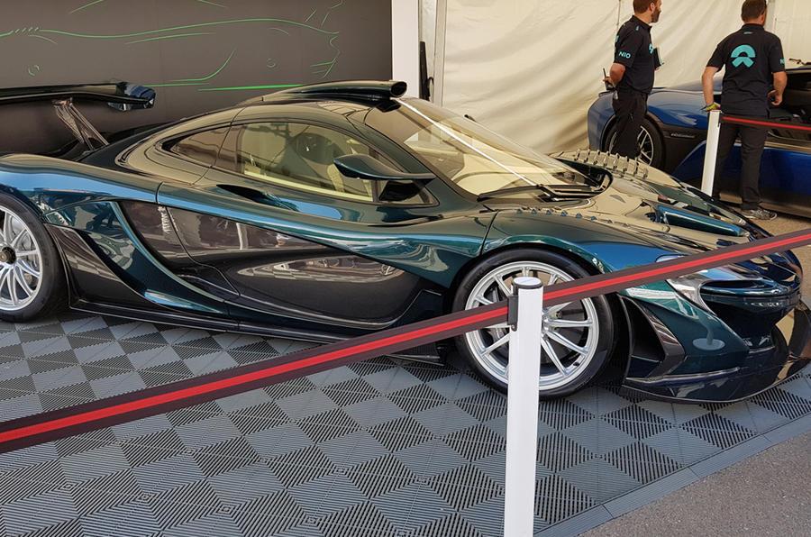 Lanzante McLaren P1 G