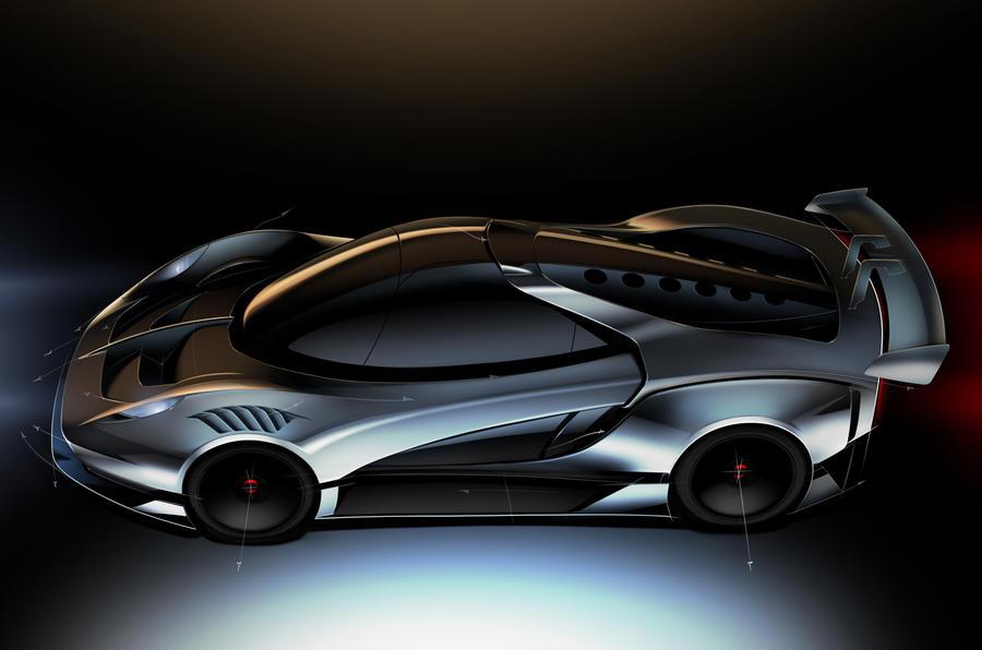 Scuderia Cameron Glickenhaus 004S to use 690bhp Nissan GT-R V6