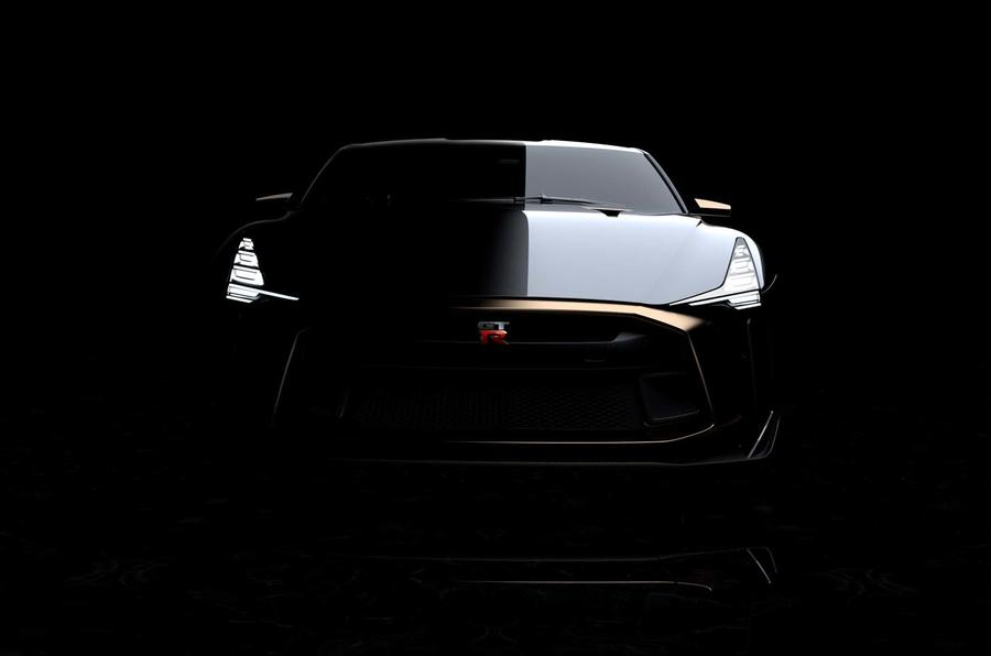Nissan, Italdesign Collaborate on GT-R Prototype
