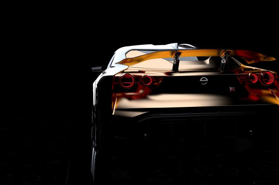 Nissan GT-R50 by Italdesign prototype marks 50 years of GT-R