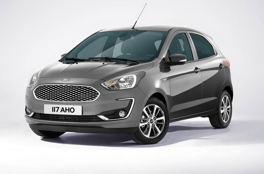 ford ka revealed with new active model and diesel option autocar. Black Bedroom Furniture Sets. Home Design Ideas