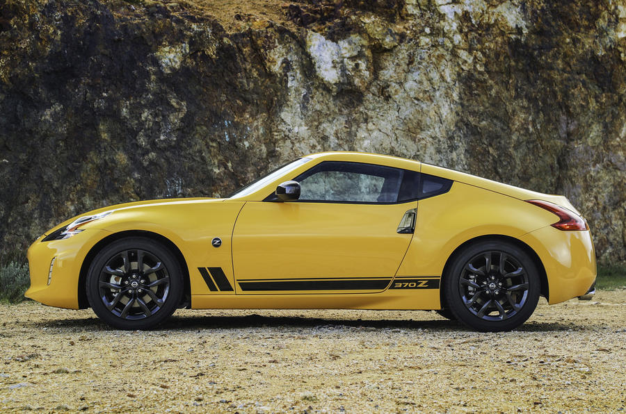 Nissan 370z Aftermarket Parts Nissan 370Z facelift previewed in Heritage Special Edition   Autocar