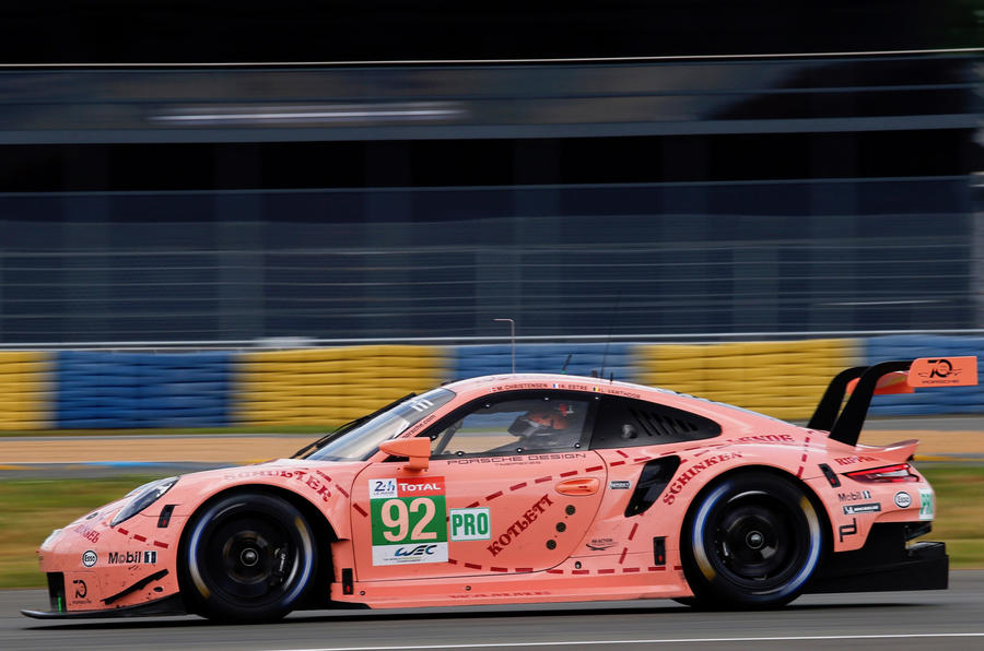 Le Mans 24 Hours Notebook Why Even Racing Drivers Use