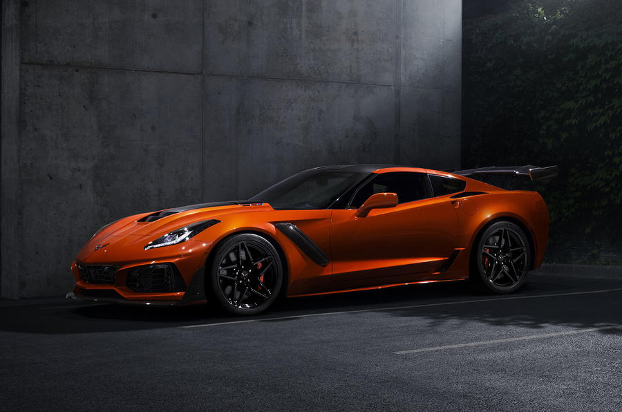 zr1 corvette chevrolet revealed autocar open