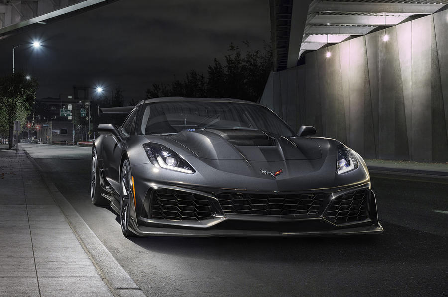 2018 Chevrolet Corvette Zr1 Revealed Autocar
