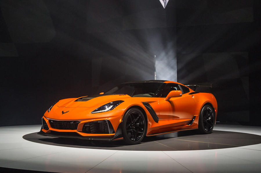 2018 Chevrolet Corvette ZR1 revealed | Autocar