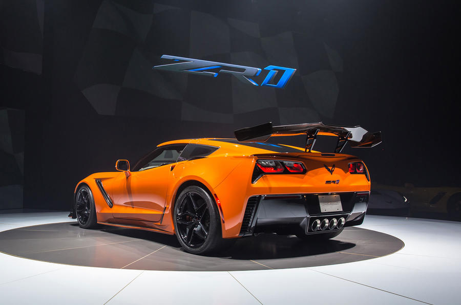 2018 chevrolet corvette zr1 revealed autocar. Black Bedroom Furniture Sets. Home Design Ideas