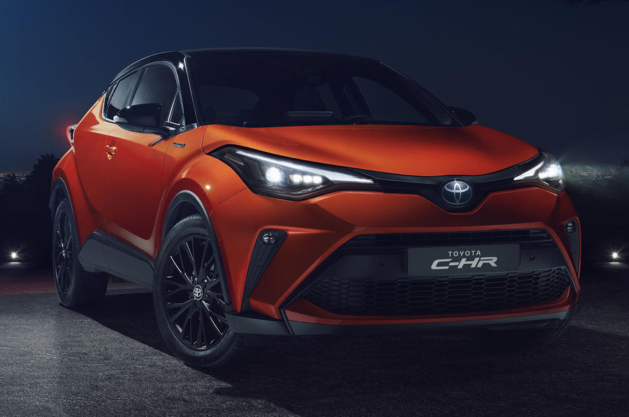 Toyota unveils facelifted C-HR crossover with updated design and new tech!