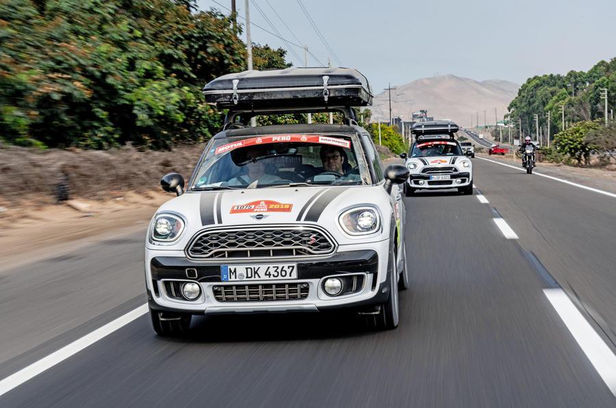 X-Raid Mini Countryman Dakar Rally