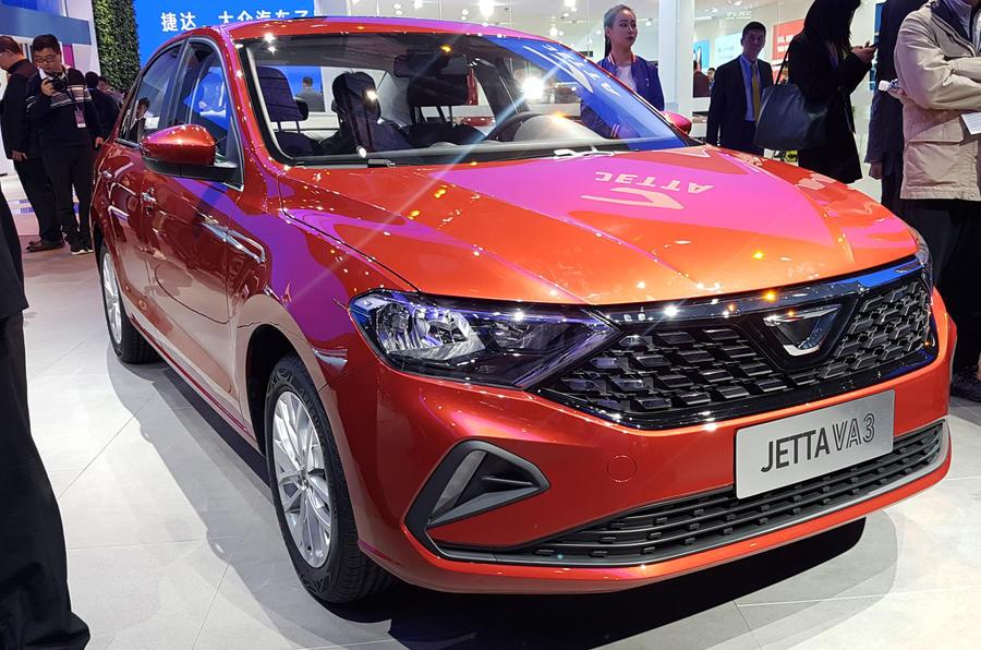 Jetta VA3 - front