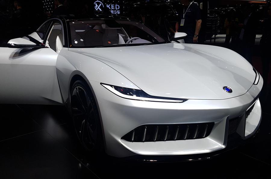 Karma-Pininfarina GT - front
