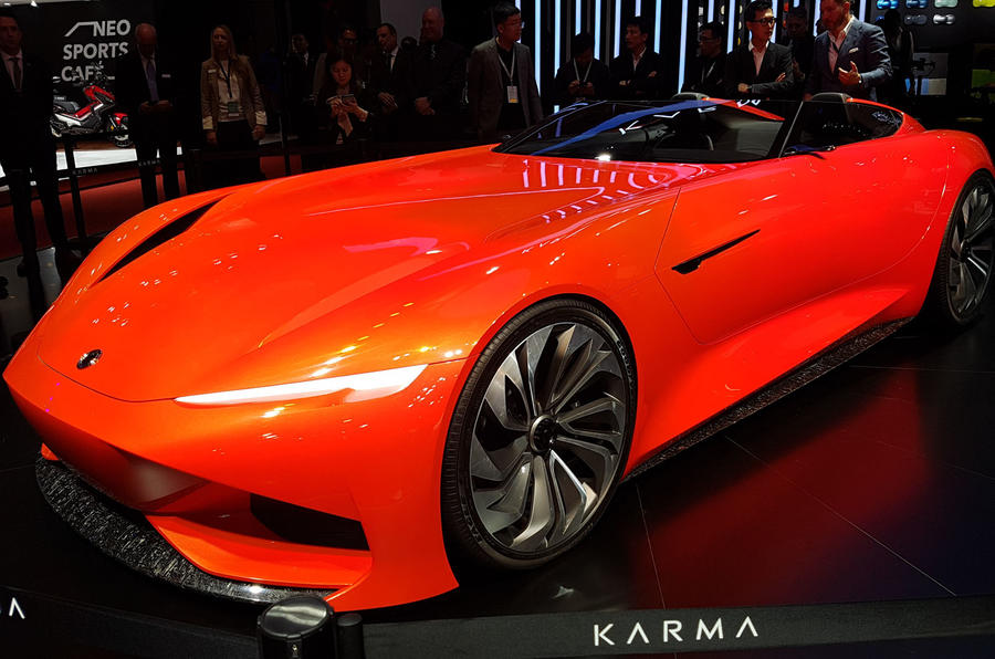 Karma SC1 Vision concept - front