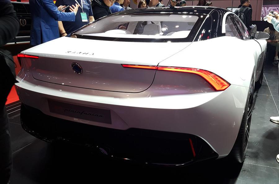 Karma-Pininfarina GT - rear