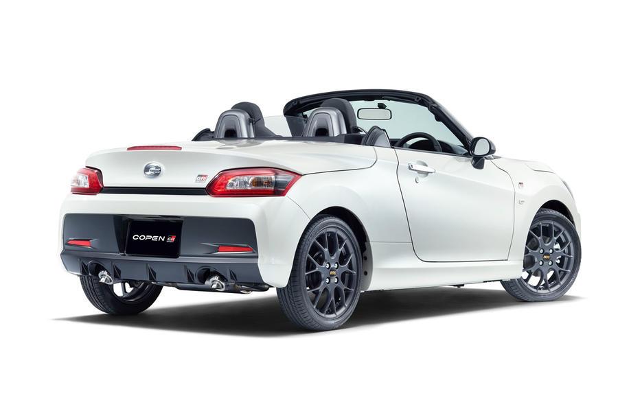 Toyota Copen GR Sport - rear