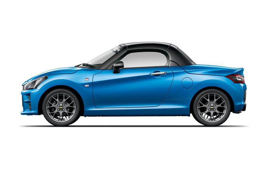 Toyota Copen GR Sport - side