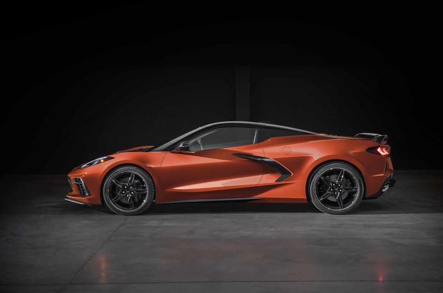 New Chevrolet Corvette Convertible Gets Folding Hard-top