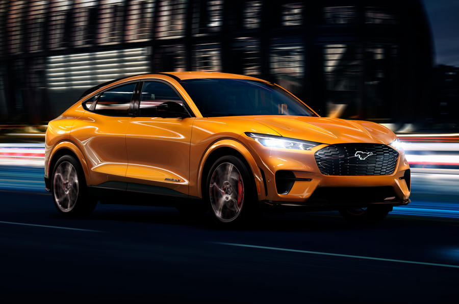 2020 Ford Mustang Mach-E GT