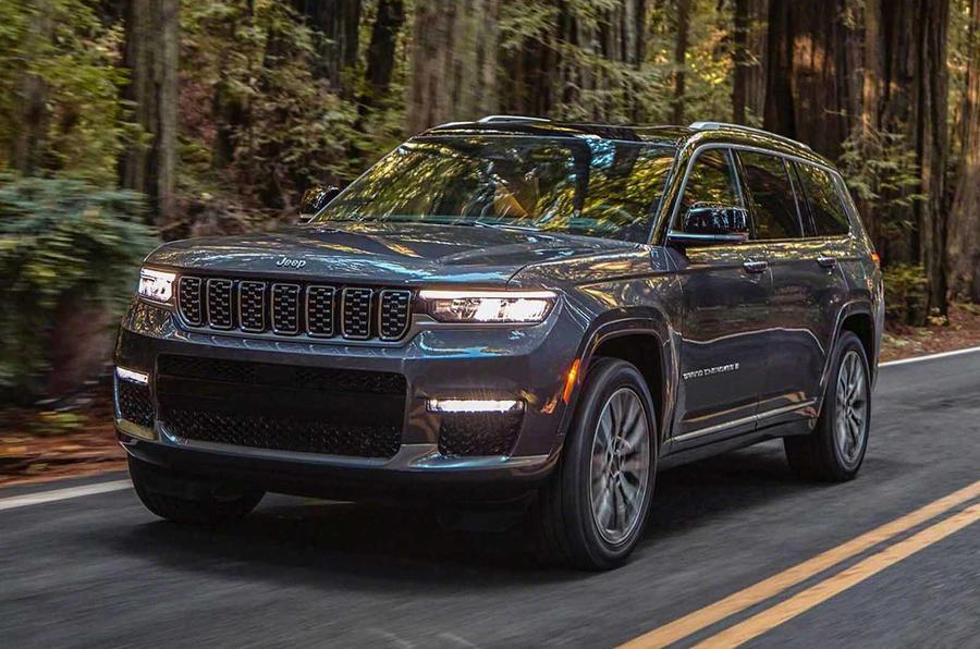 2021 jeep grand cherokee l exterior (2)