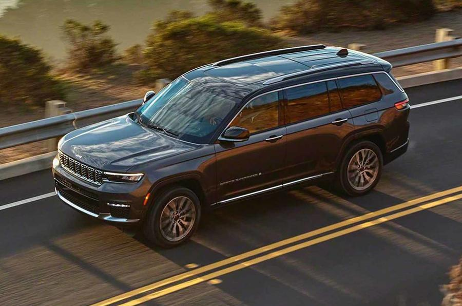 2021 jeep grand cherokee l exterior (8)