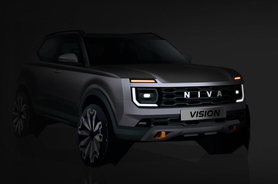 2024 Lada Niva render