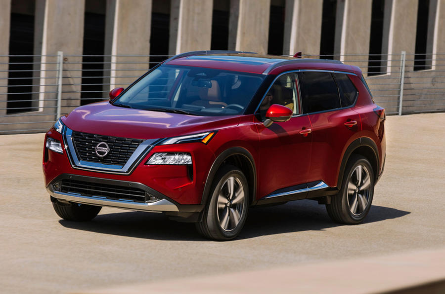New US-market Nissan Rogue revealed, previewing 2021 X ...