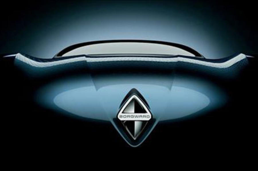 Borgward to show new concept at Frankfurt motor show