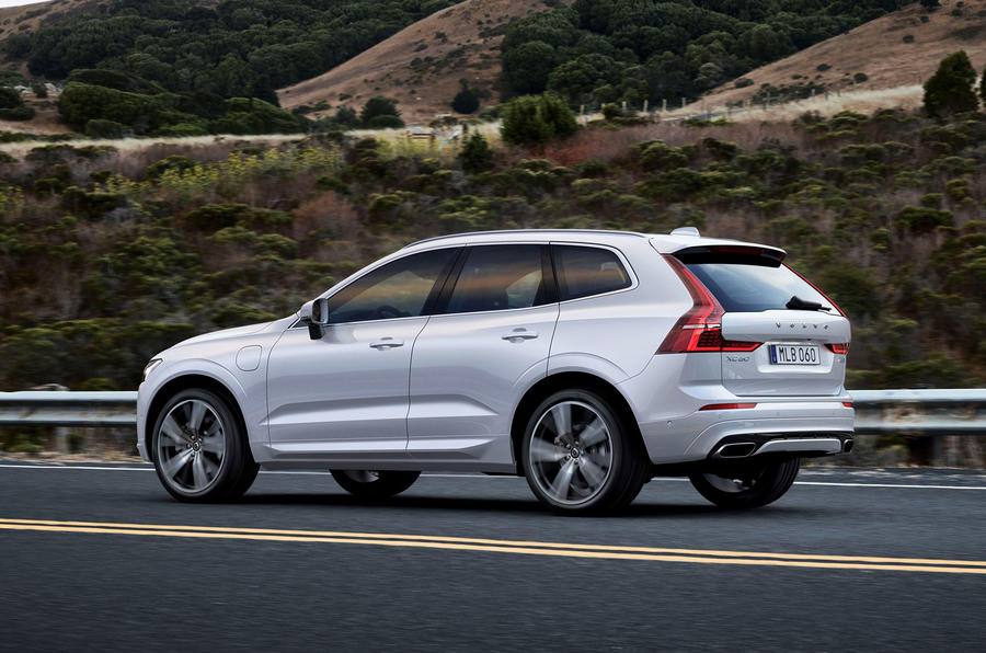 New Volvo XC60 enters production | New Release