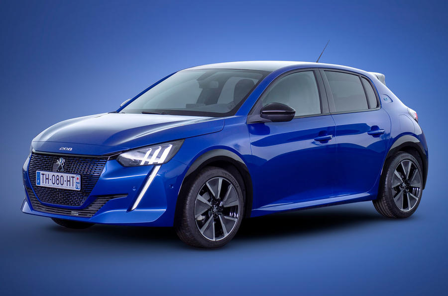 Peugeot 208: petrol, diesel and electric hatch revealed