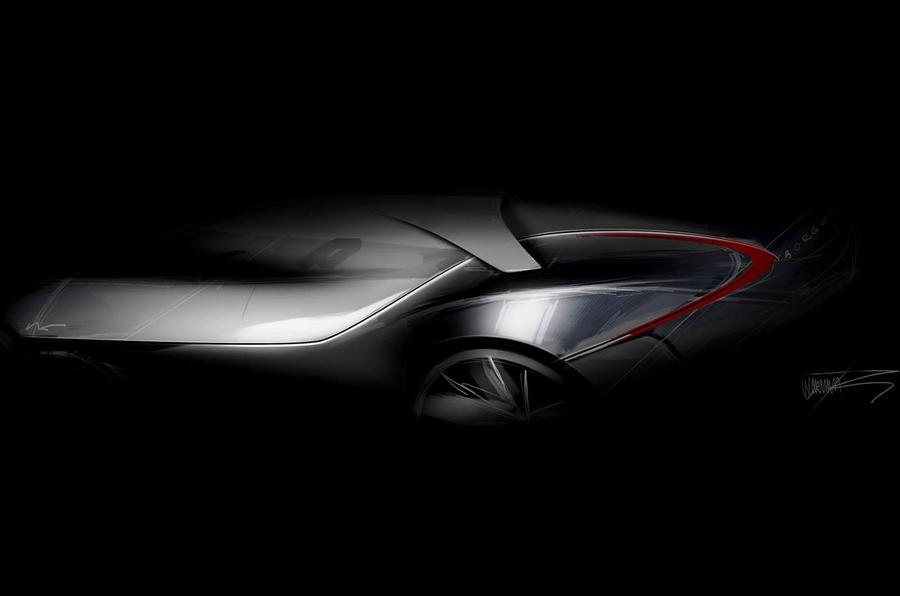 Borgward to show sports car concept at Frankfurt motor show