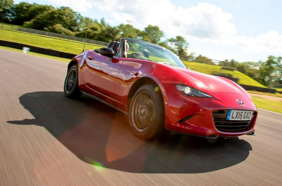 Mazda MX-5 winners losers