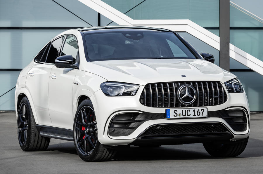 New Mercedes-AMG GLE 63 S Coupe revealed with 603bhp | Autocar