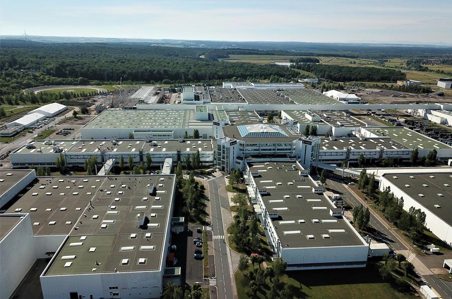 Smart factory, Hambach