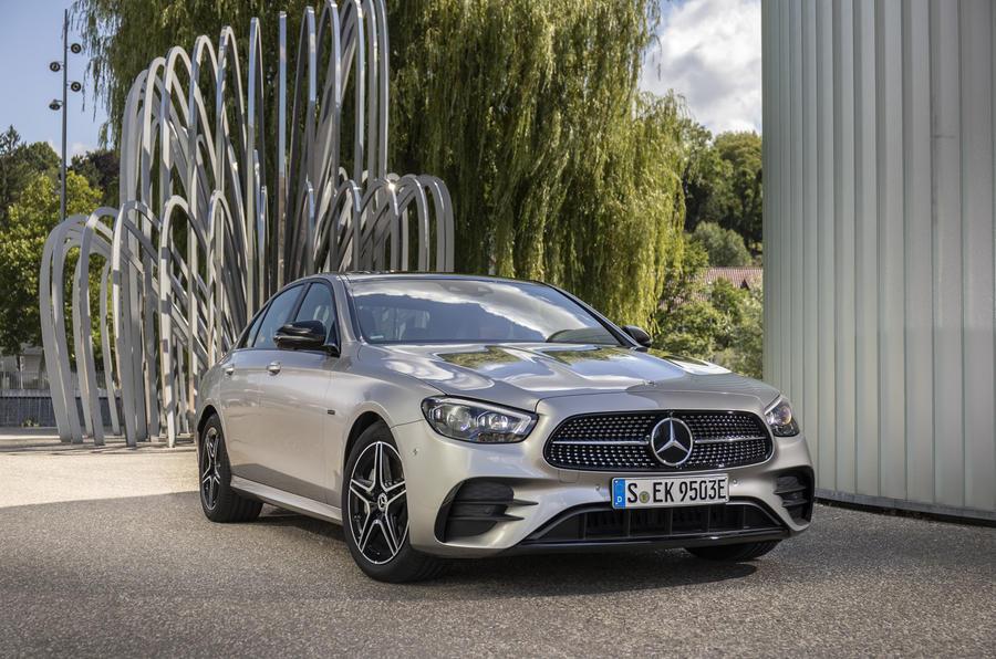2020 Mercedes-Benz E300e - static