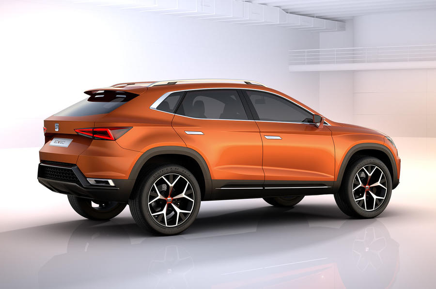 Large Seat SUV under consideration for 2020 | Autocar