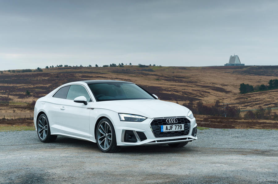 Audi A5 Coupe 40 TFSI 2020 UK review   Autocar