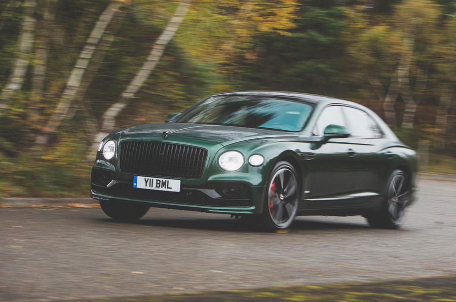 Bentley Flying Spur 2020 : premier bilan de conduite au Royaume-Uni - sur la route