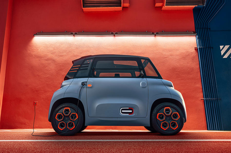Citroën Ami 2020 - stationary side