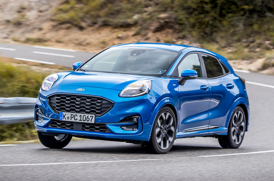 Ford Puma 1.0 Ecoboost 155 ST-Line X 2020 Review