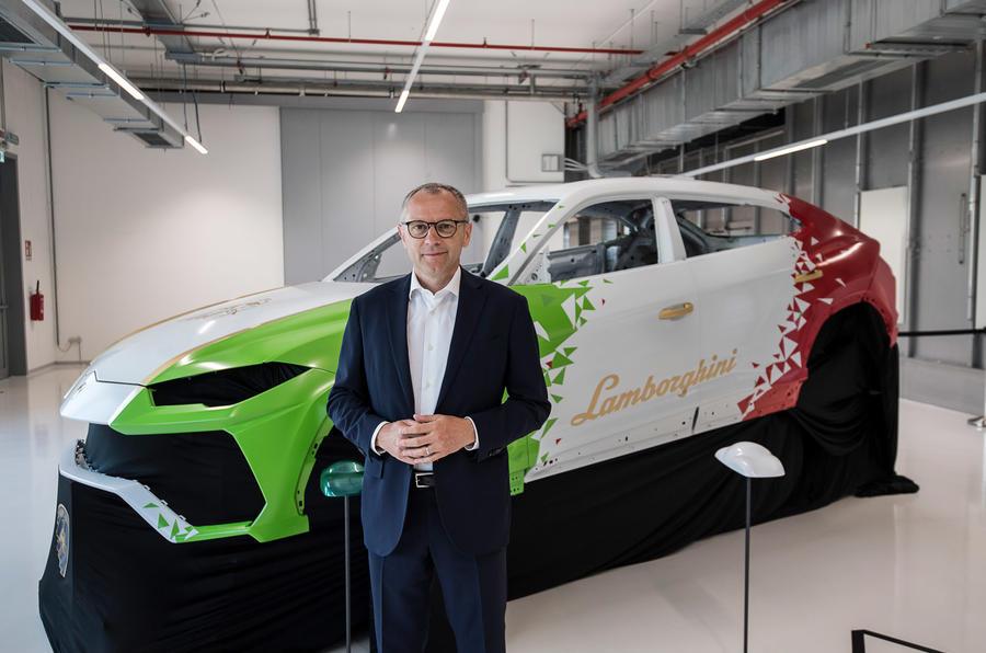 Lamborghini factory image