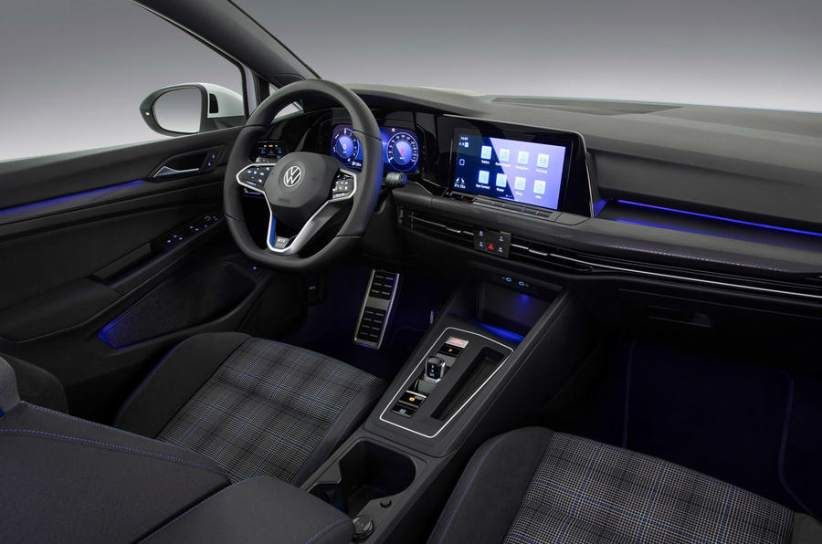 Volkswagen Golf GTE 2020 - interior