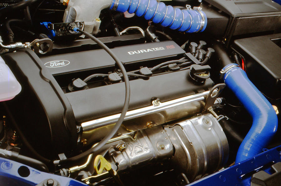 Ford Focus RS 2002 - engine